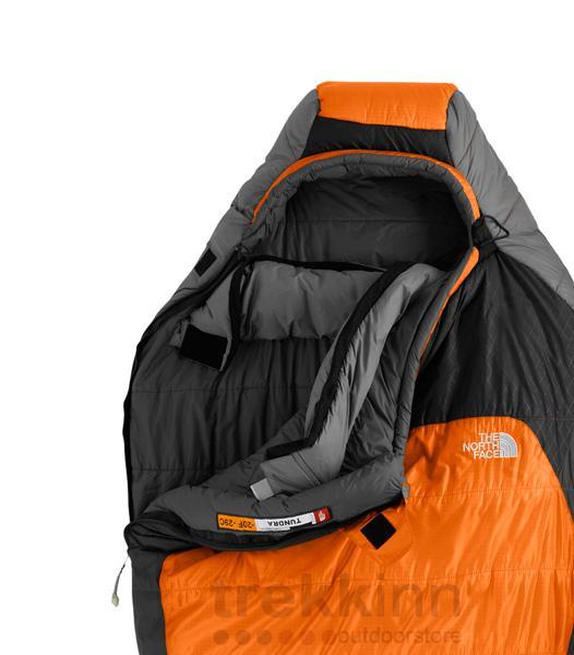sac de couchage north face tundra