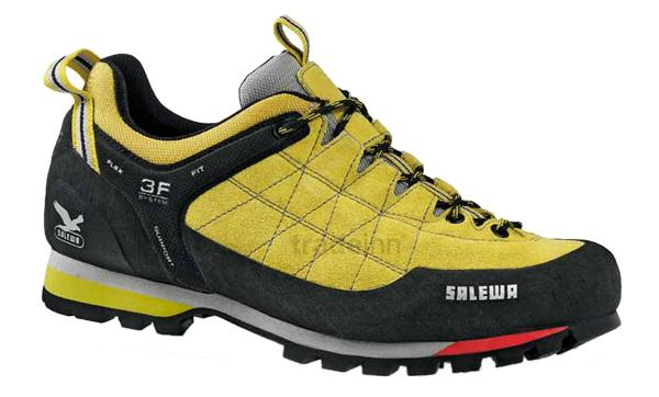 Salewa MTN Trainer Olive