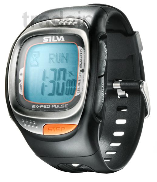 silva podometer watch exped pulse ii buy and offers on trekkinn