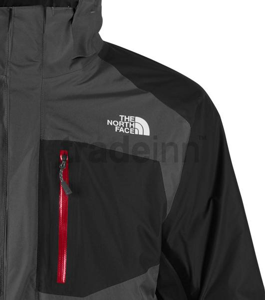 the north face plasma thermal hyvent alpha primaloft grey summit series buy and offers on trekkinn. Black Bedroom Furniture Sets. Home Design Ideas