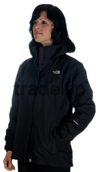 chaqueta north face hyvent mujer