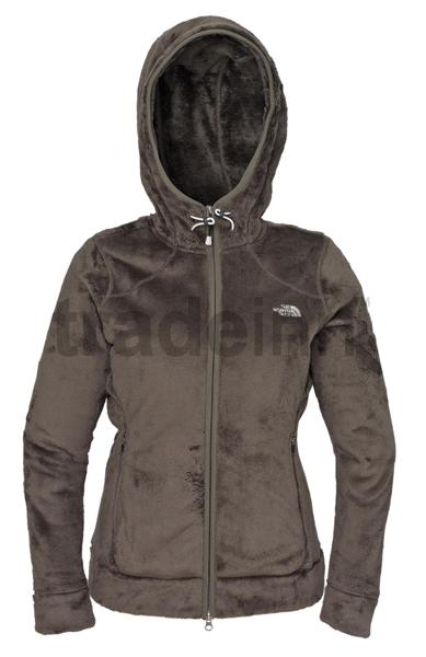 The north face Nashira Mossbud Full Zip Brown ea9cc0c01651