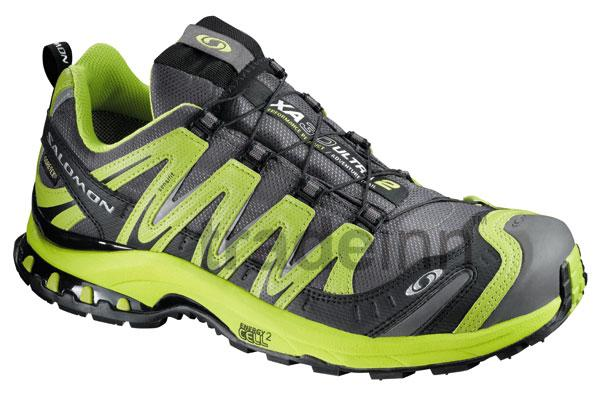 salomon gore tex shoes man