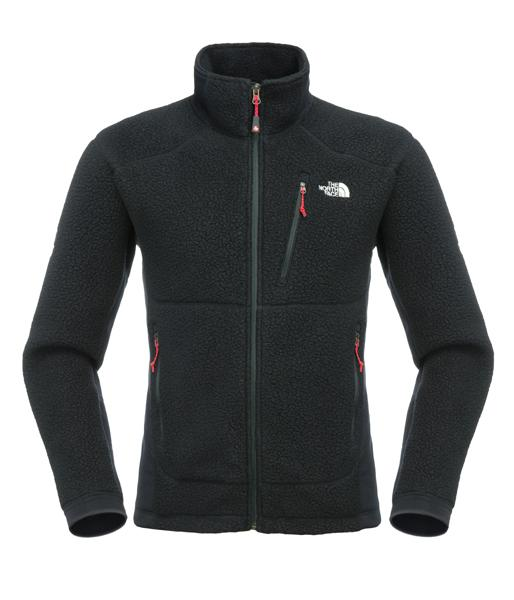 50c1a97ab The north face Scythe Powerstretch Thermal Pro Summit Series Black ...
