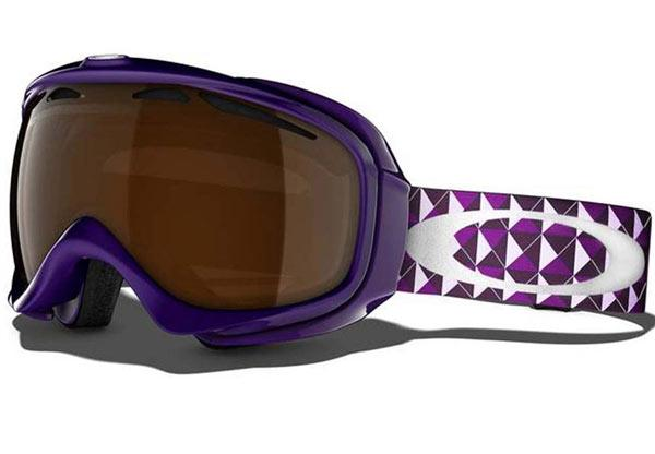 OAKLEY Elevate Purple Studs