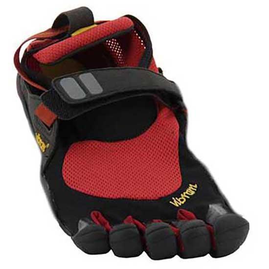 Vibram fivefingers KSO TrekSport Red Vermelho, Trekkinn Sapatos