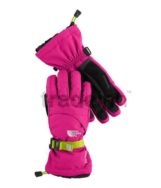 15835ba74 The north face Montana Glove Hyvent Pink Girl , Trekkinn