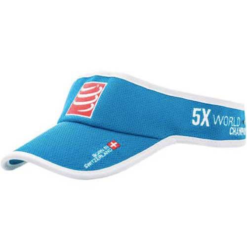 gorros-compressport-visor-cap, 10.99 EUR @ trekkinn-spain