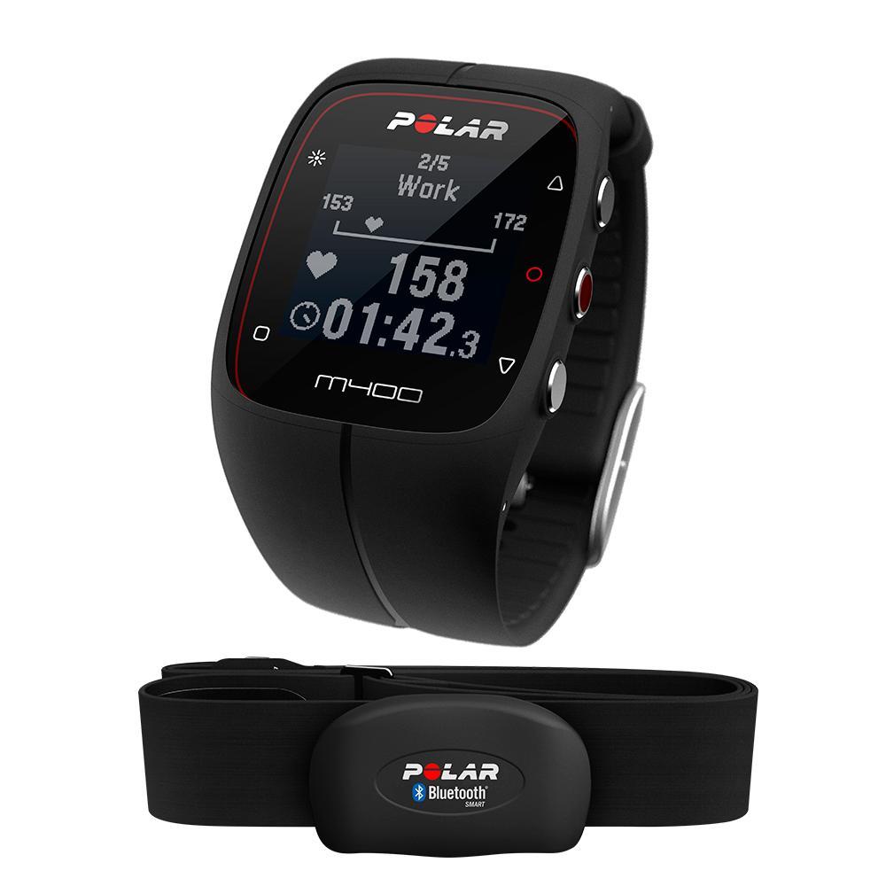 461ddd18a4a Polar M400 HRM Preto comprar e ofertas na Trekkinn Relógios