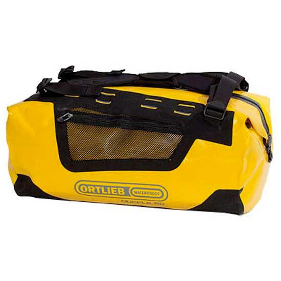 1be9d779294 Ortlieb Duffle 60L Yellow buy and offers on Trekkinn