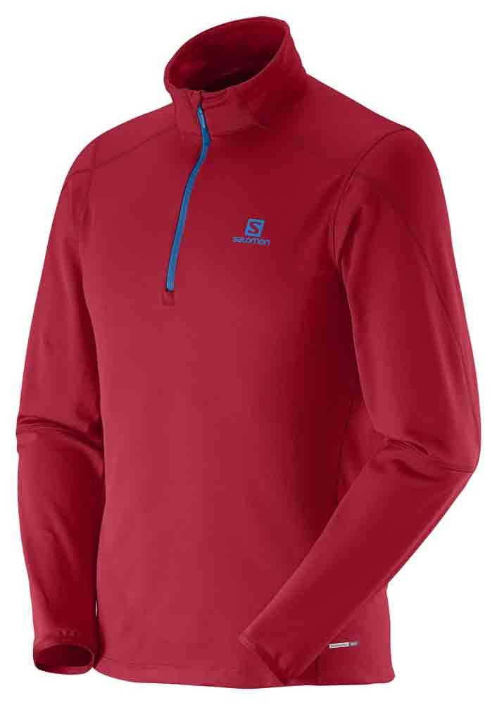 SALOMON Discovery Half Zip Midlayer