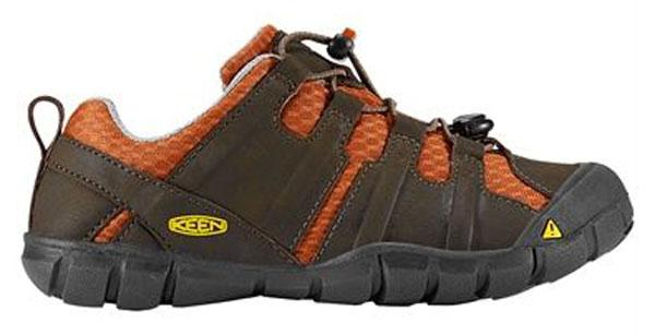KEEN Medomak CNX Black Olive / Bombay Brown Youth