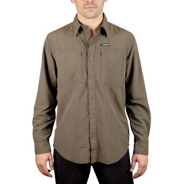 Hombre Trangoworld Waoi Camisa