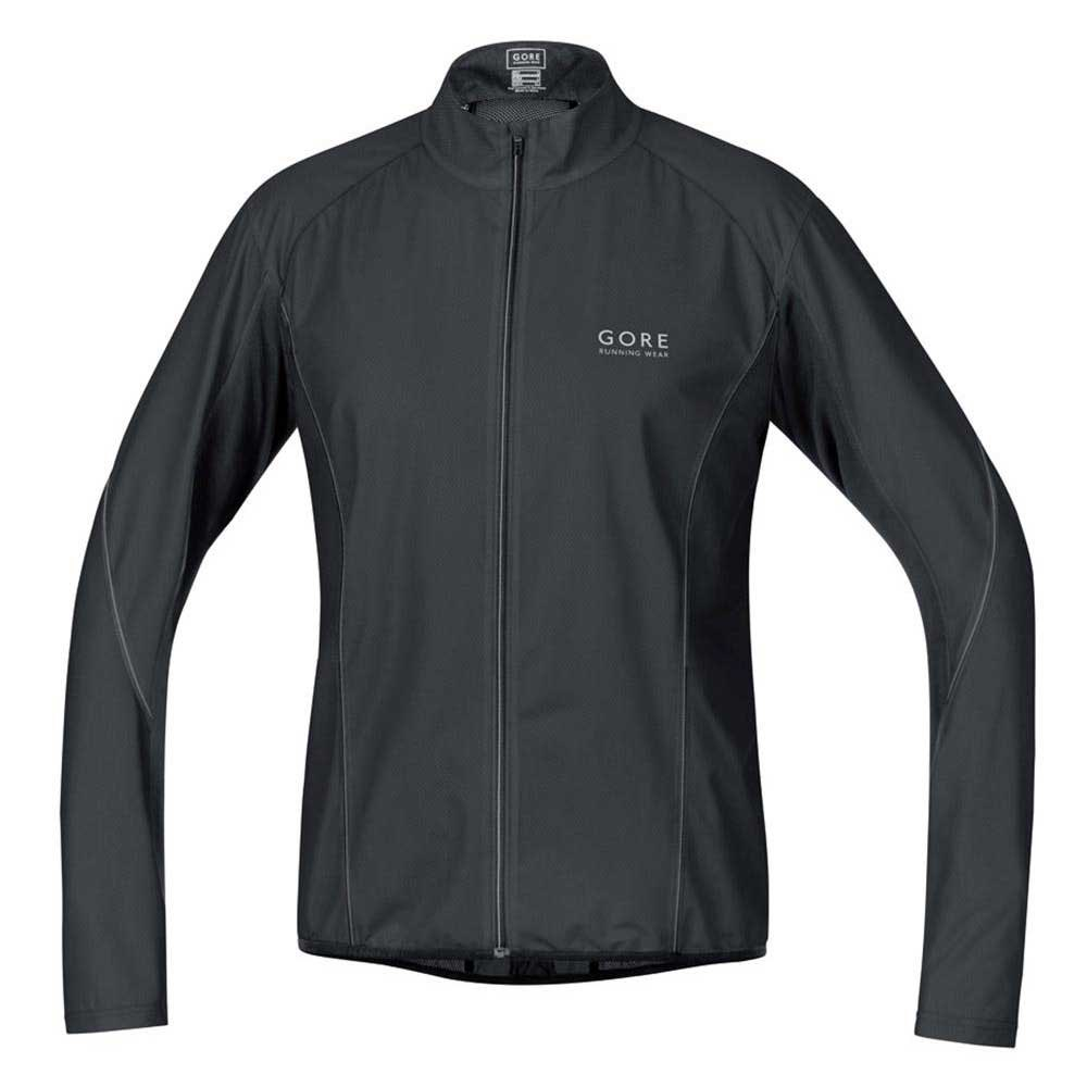 Gore running Jacket Magnitude As Windstopper