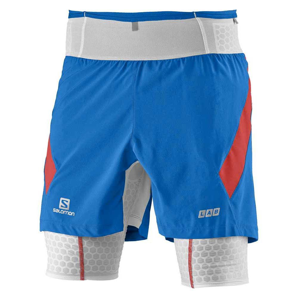 Salomon S Lab Exo Twinskin Short