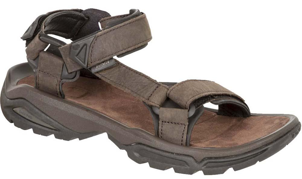 Teva Terra Fi 4 Leather Walking Sandals I96p9564