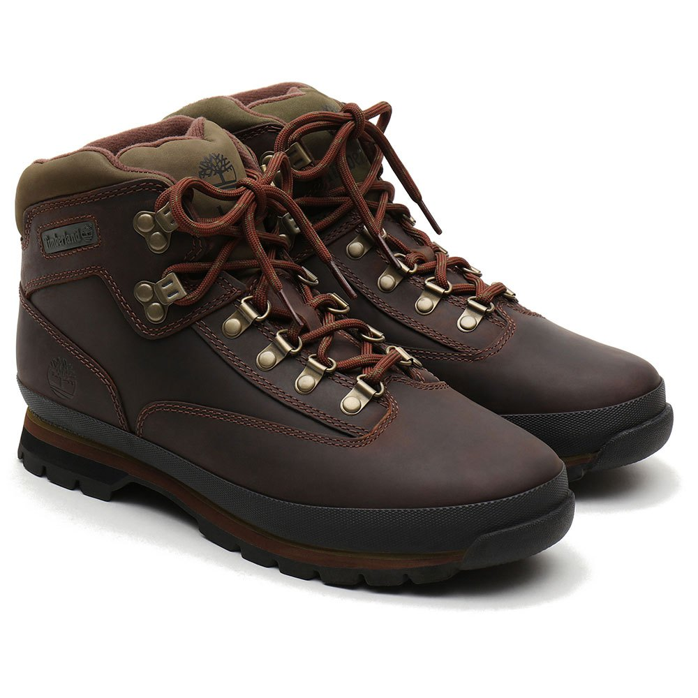timberland euro hiker leather