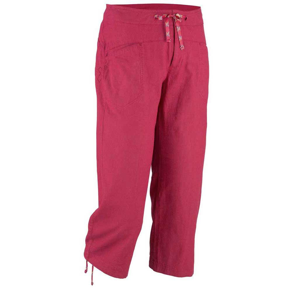 Millet Rock Hemp 3/4 Pants Woman