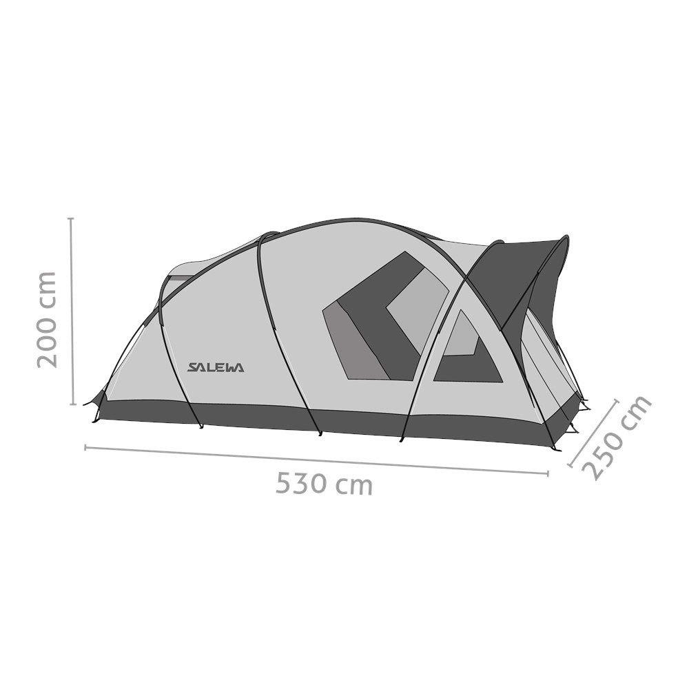 Salewa alpine lodge iv tent buy and offers on trekkinn for Alpine lodge