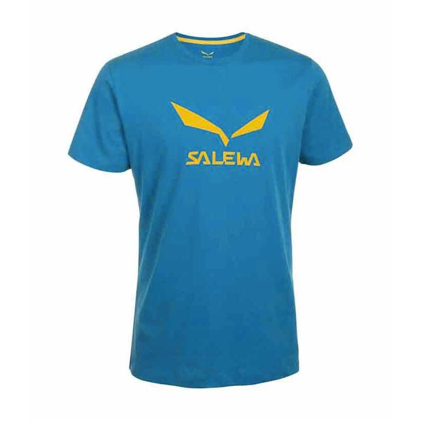 Salewa Solidlogo CO S/S Tee