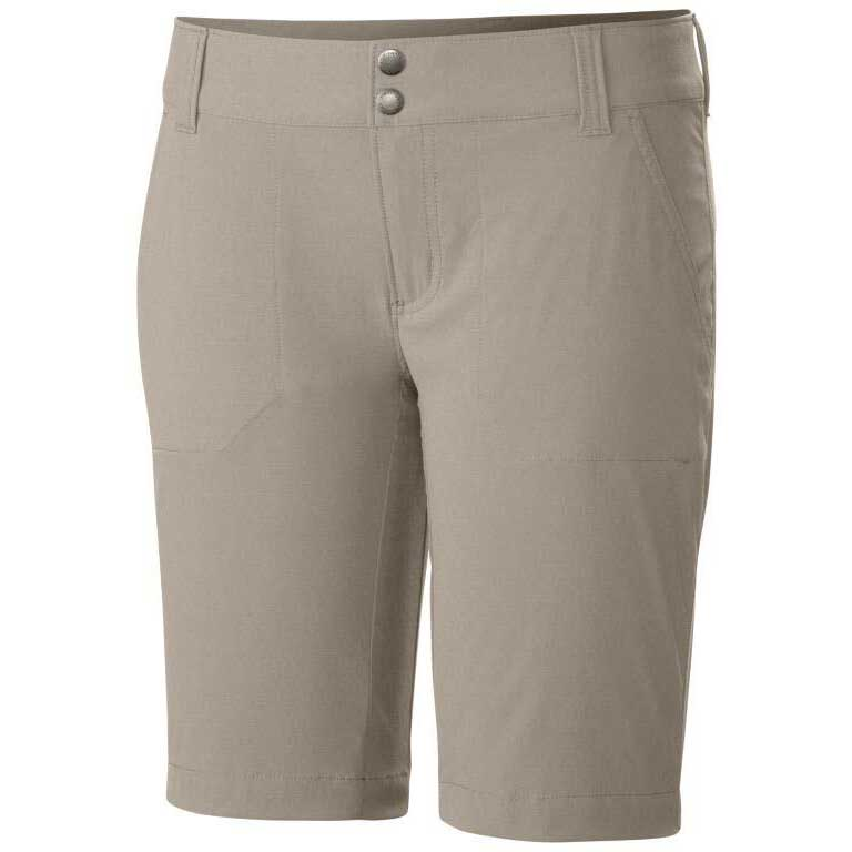 Columbia Saturday Trail Long Shorts 12 Inch Fossil