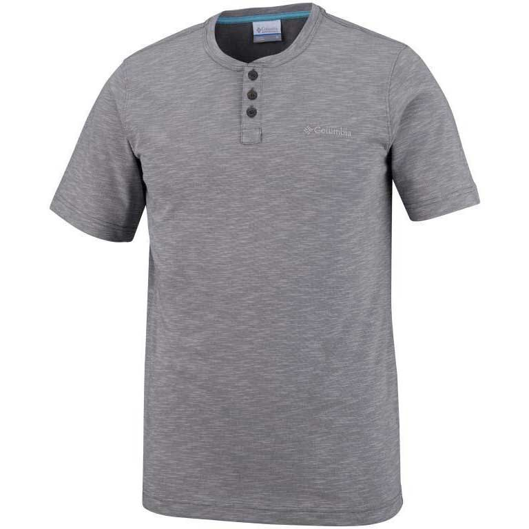 Columbia Lookout Point S/S Henley Commando