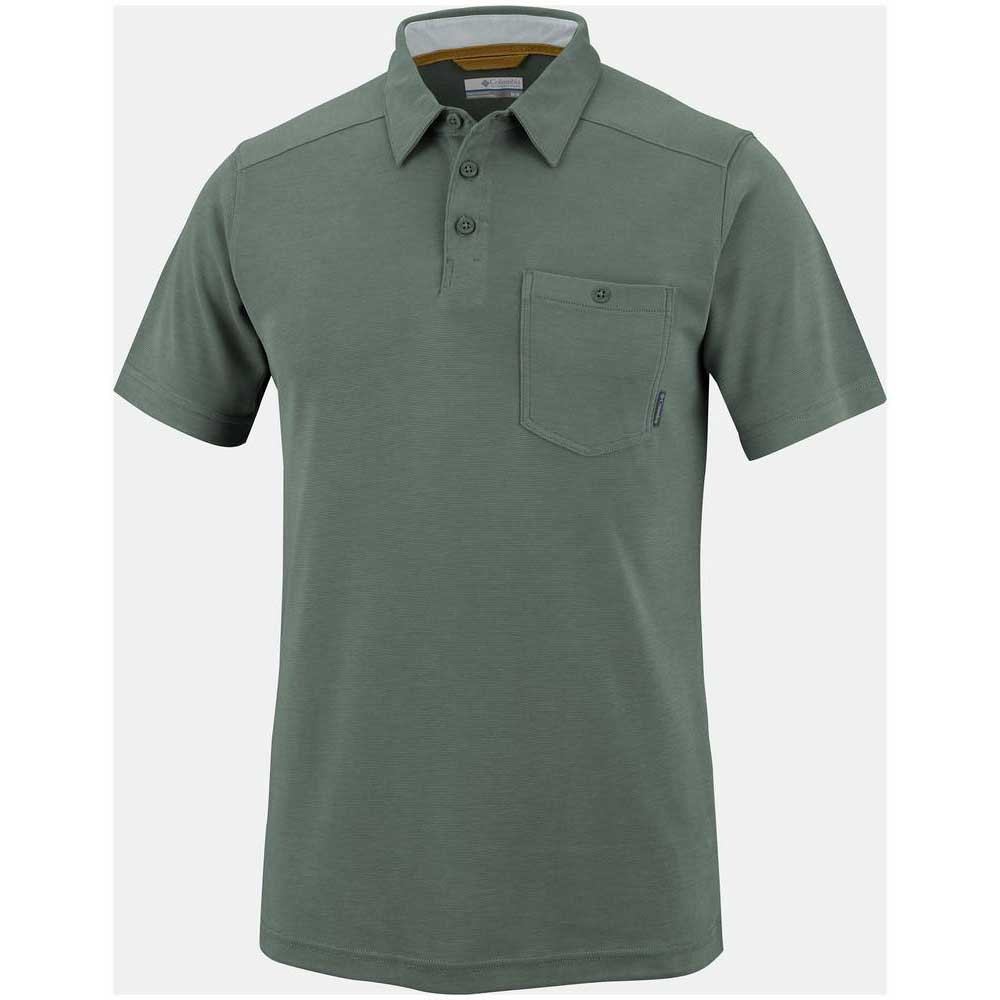 Columbia Sun Ridge II Novelty Polo Commando