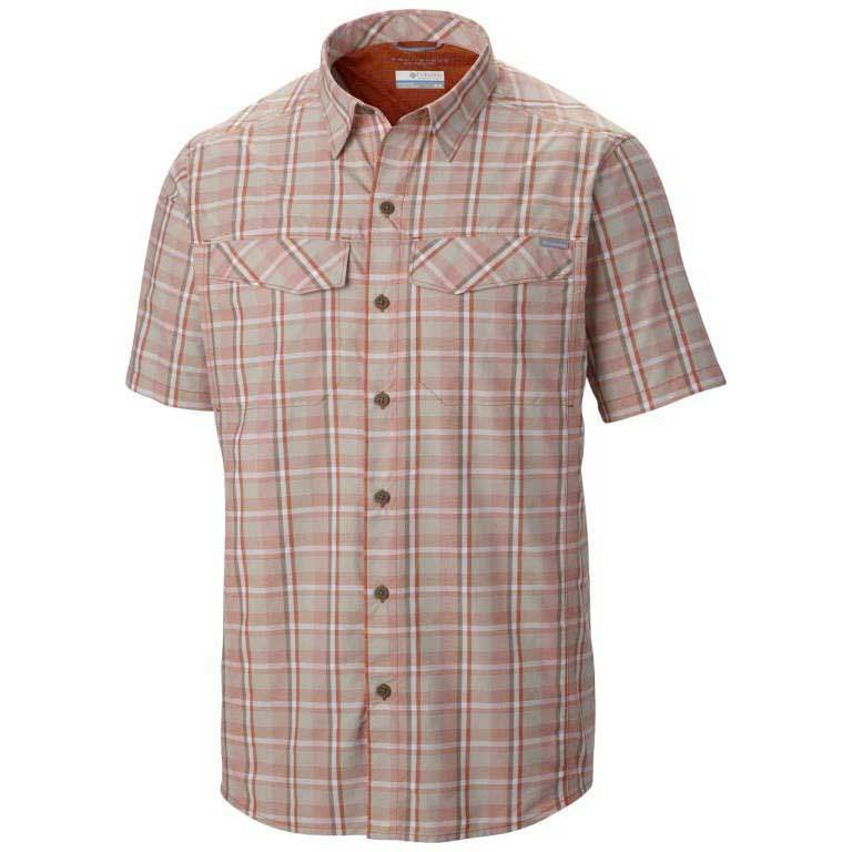 Columbia Silver Ridge Multi Plaid S/S S Backcountry End On End