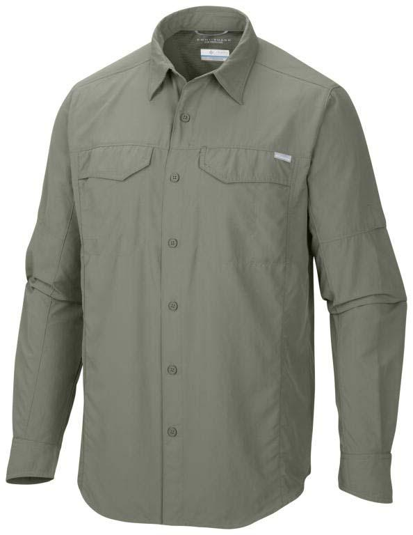 COLUMBIA Silver Ridge L/S Shirt Safari