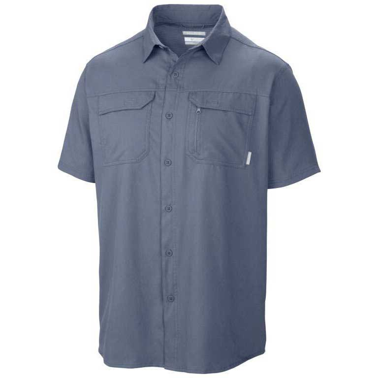 Columbia Voyager S/S Shirt Mountain