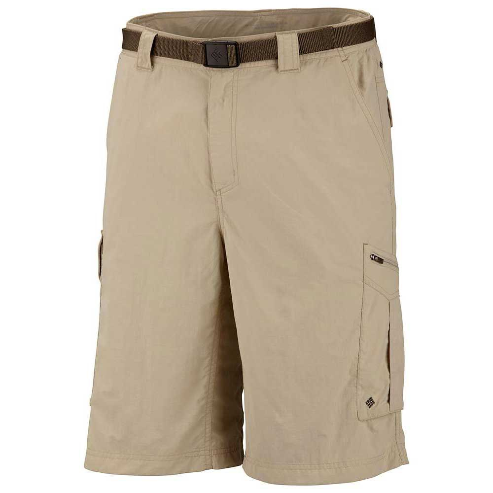 Columbia Silver Ridge Cargo Shorts 10 Inch Big Fossil