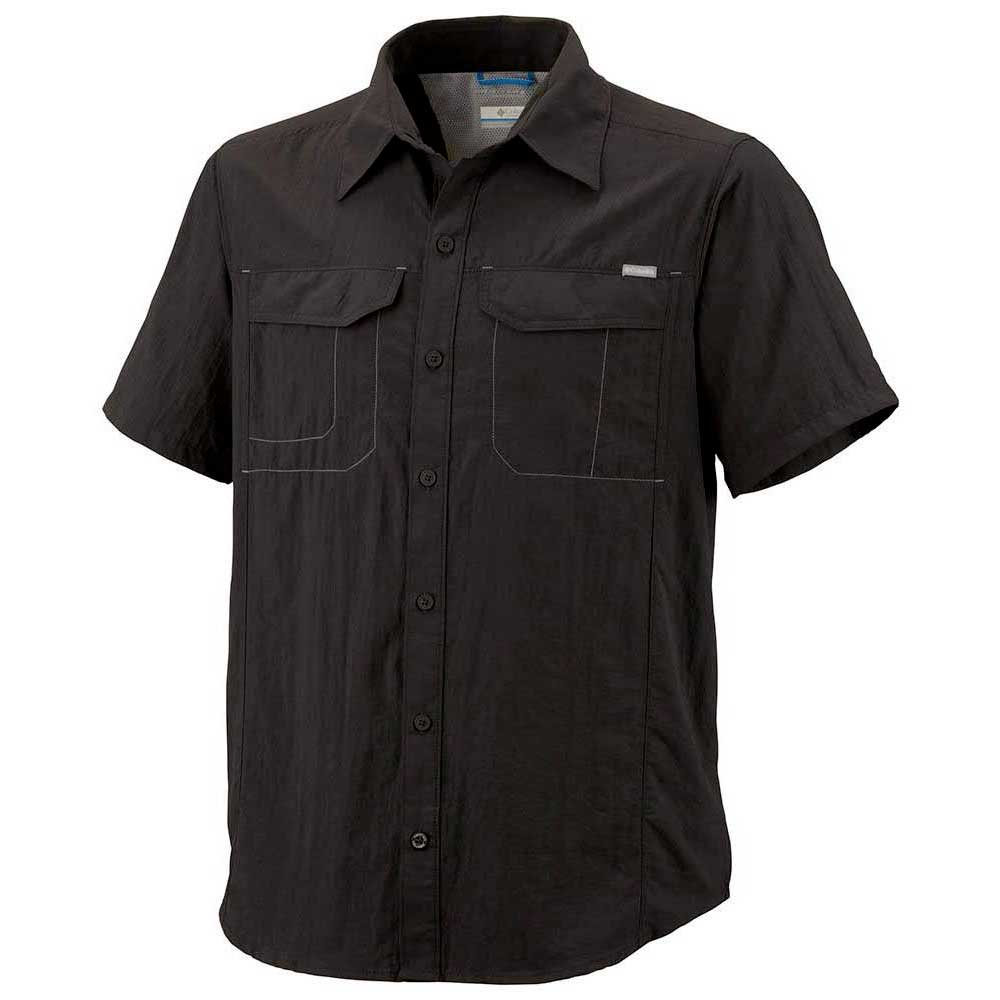 Columbia Silver Ridge S/S Big Shirt Grill
