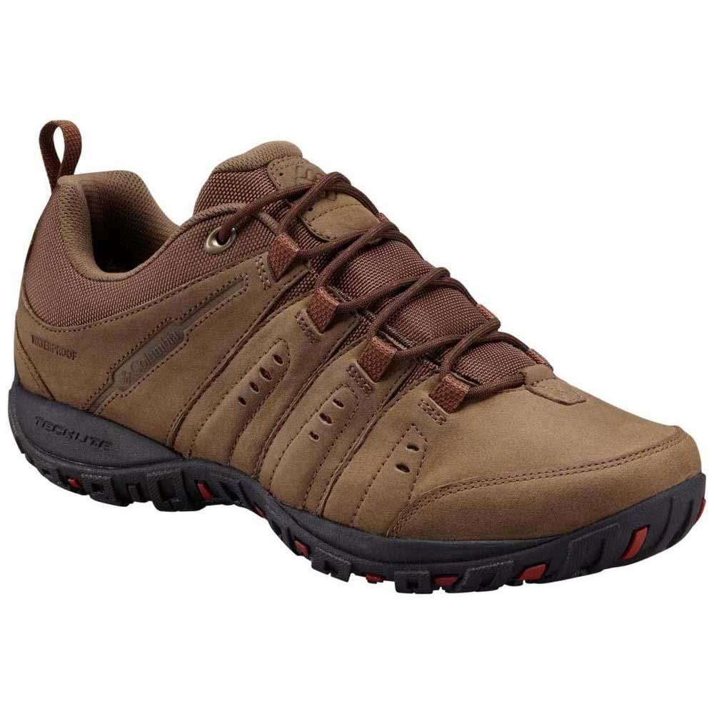 Columbia Peakfreak Woodburn Plus I Waterproof Umber / Gypsy