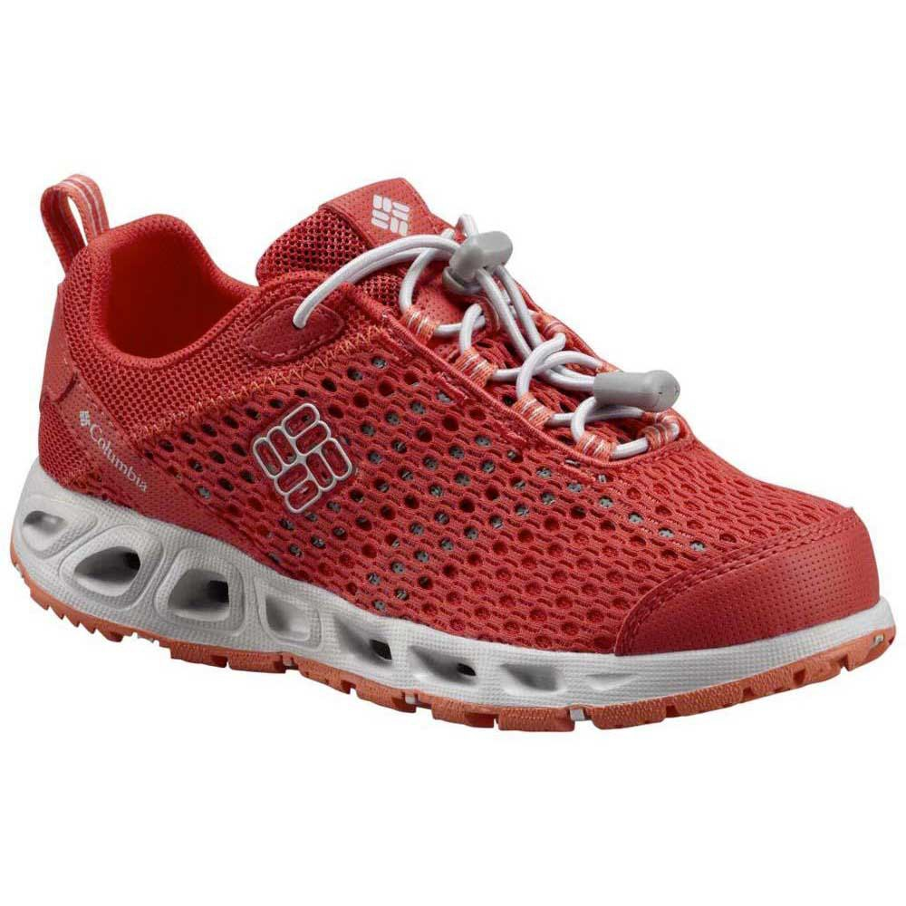 Columbia Drainmaker III Hibiscus / Cool Grey Youth