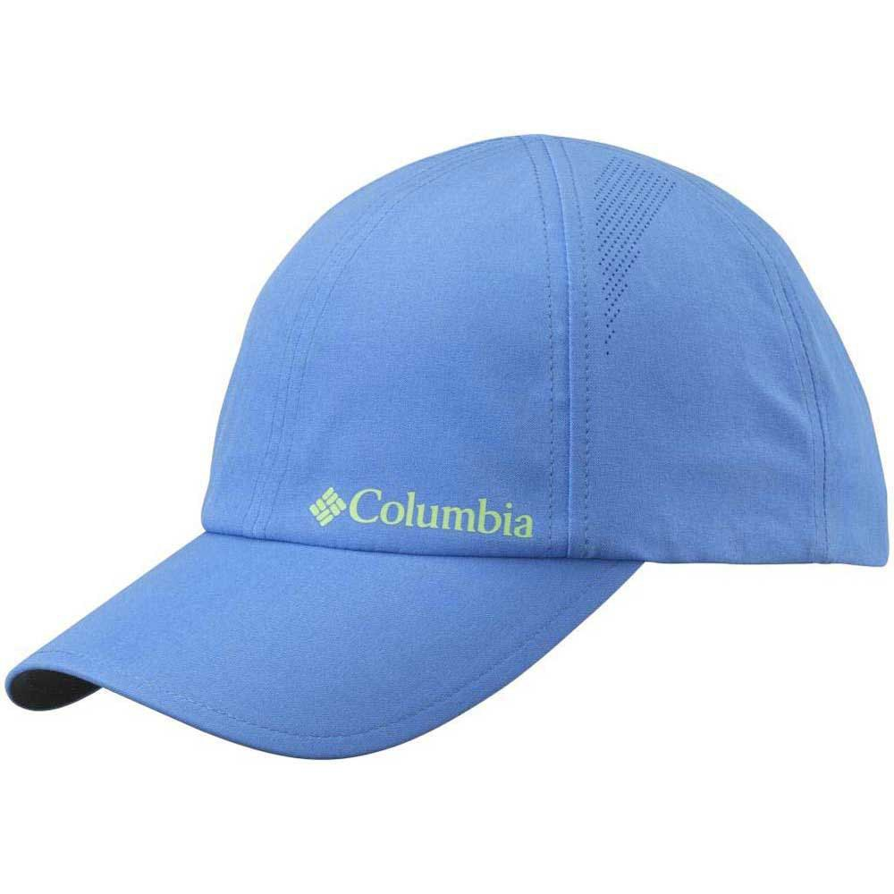 Columbia Silver Ridge Ball Cap Harbor Green