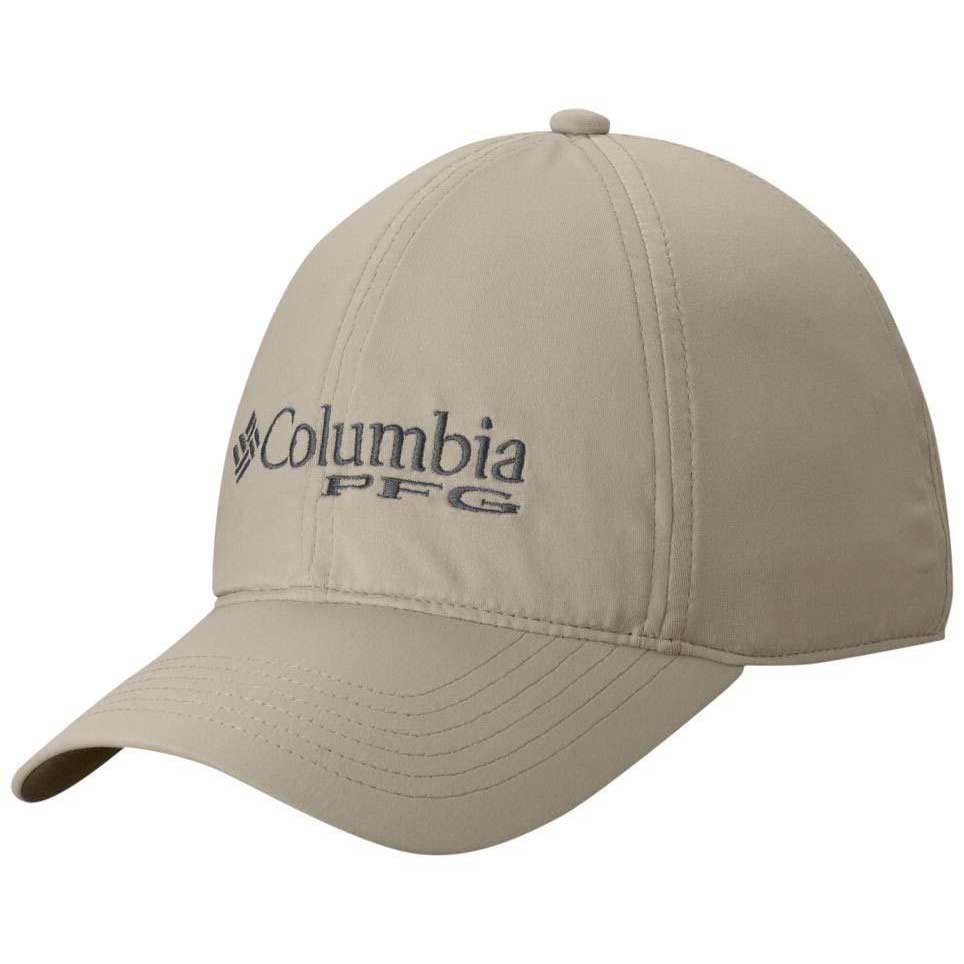 Columbia Coolhead Ballcap III Fossil Grey 28e008a4561