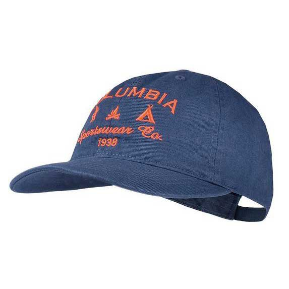 Columbia Columbia ROC Ballcap Night Shadow Tangy Orange 6c50a5318d4