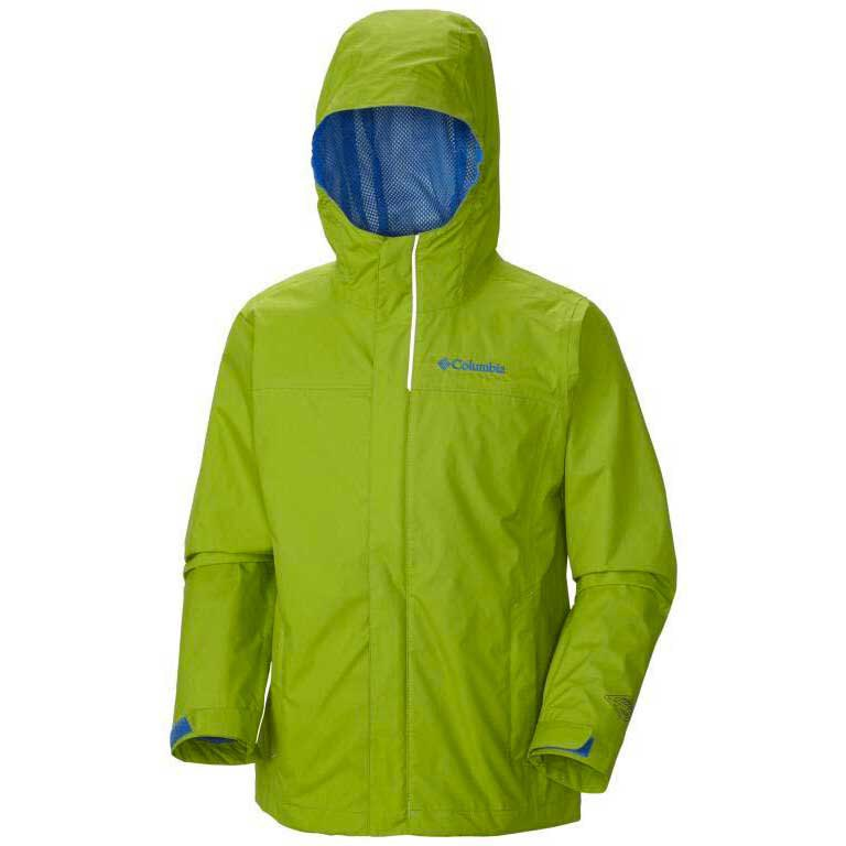 COLUMBIA Watertight Cyber Green Youth