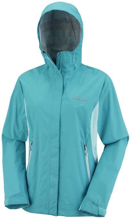 COLUMBIA Rainstormer Geyser / Candy Mint