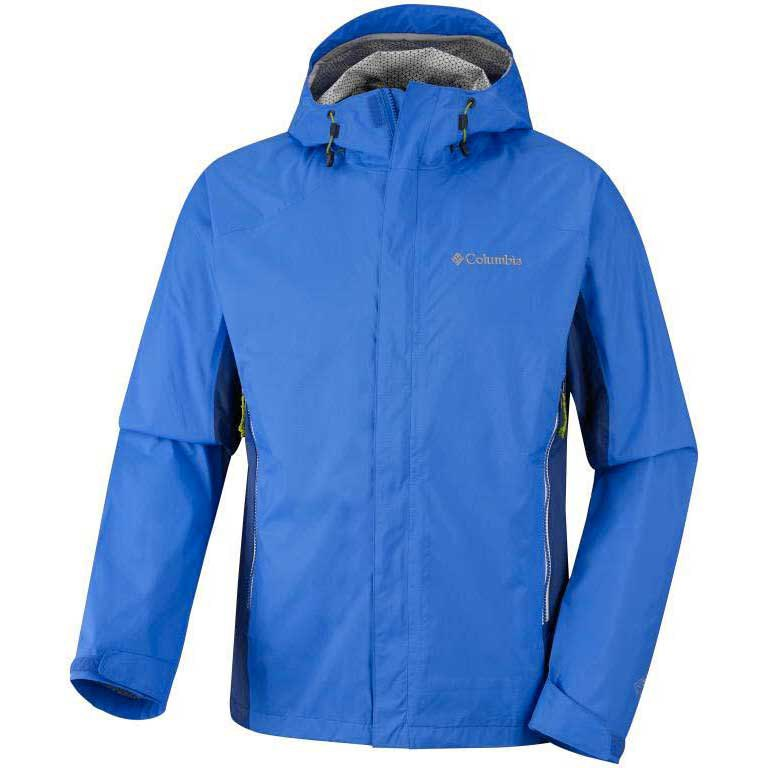 Columbia Rainstormer Hyper Blue