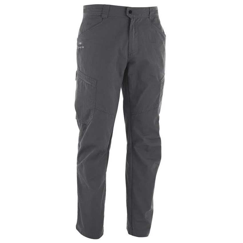 d7e0fbf8d Eider Rangeley Pantalones Dark Grey Gris, Trekkinn