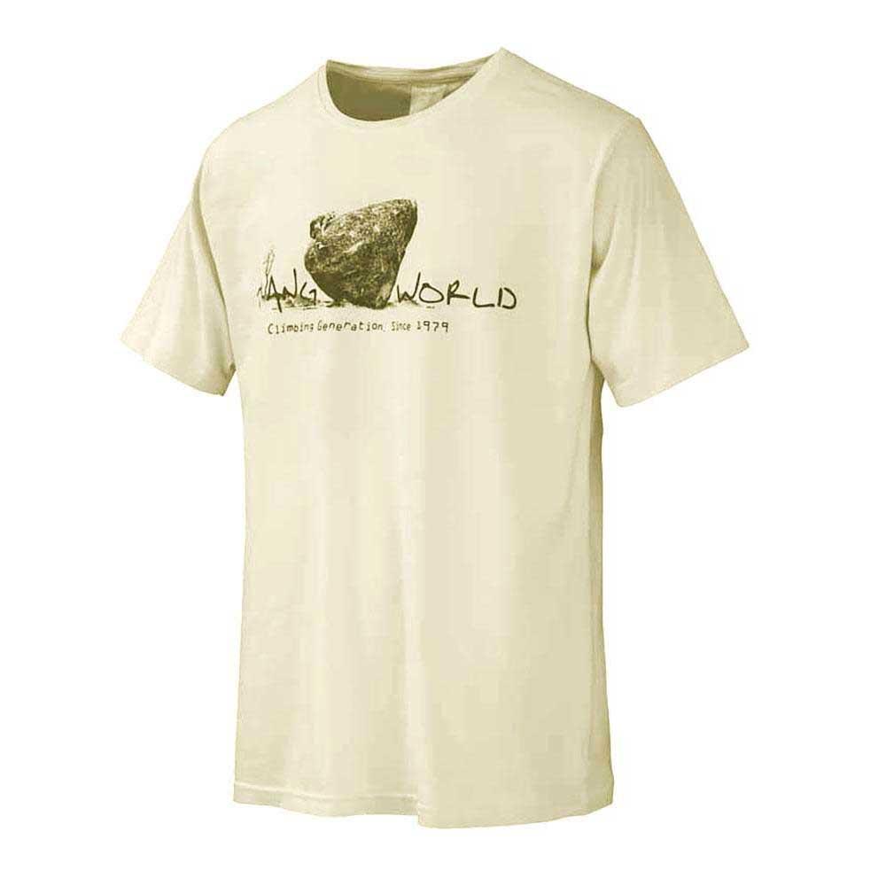 T-shirts Trangoworld Zafar Man XXL White