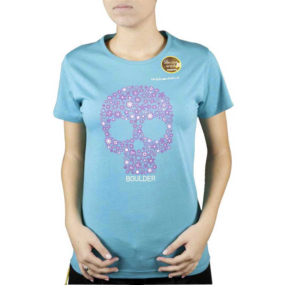 T-shirts Trangoworld Alp Woman