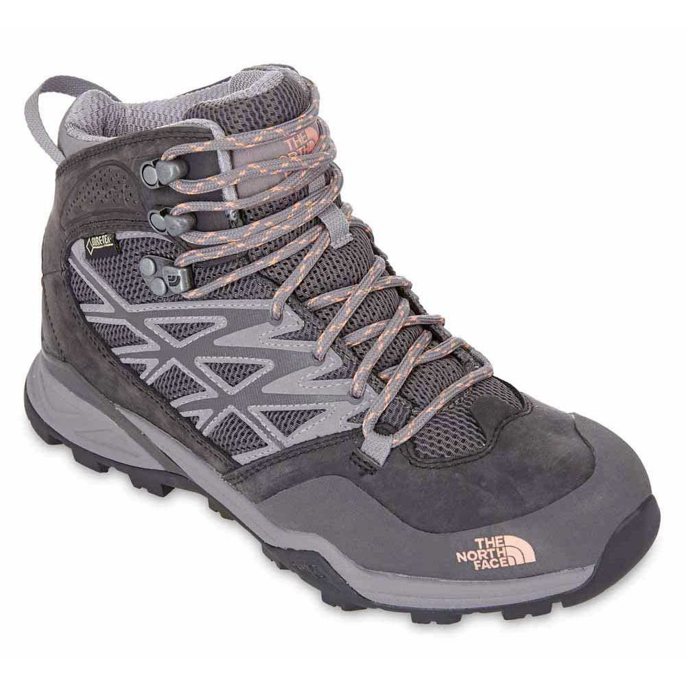 The north face Hedgehog Hike Mid Goretex Q Silver
