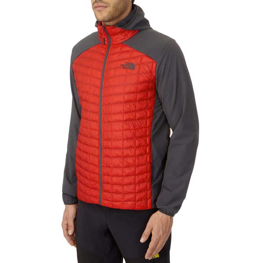 the north face thermoball hybrid hoodie trekkinn. Black Bedroom Furniture Sets. Home Design Ideas