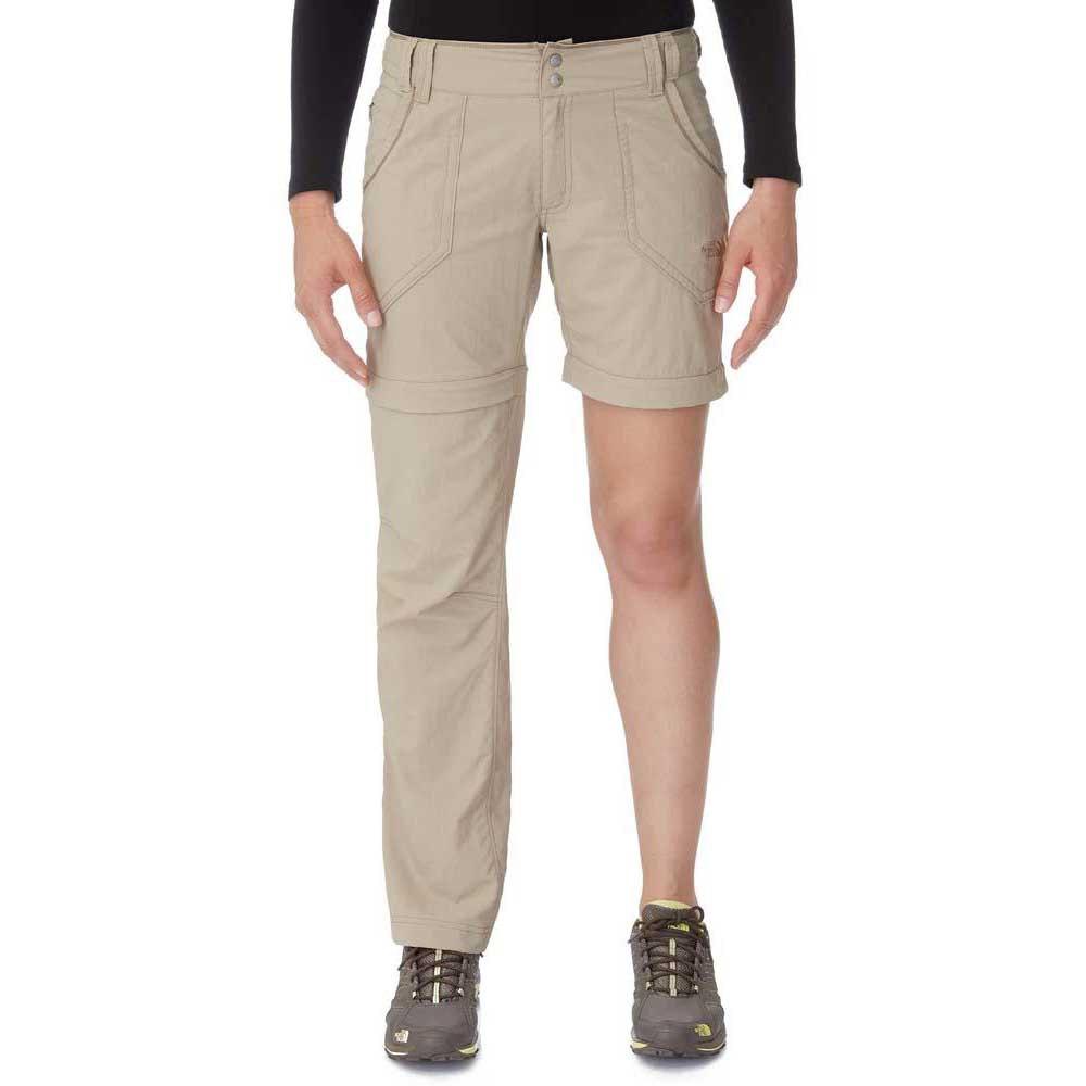 pantalon north face hombre convertible
