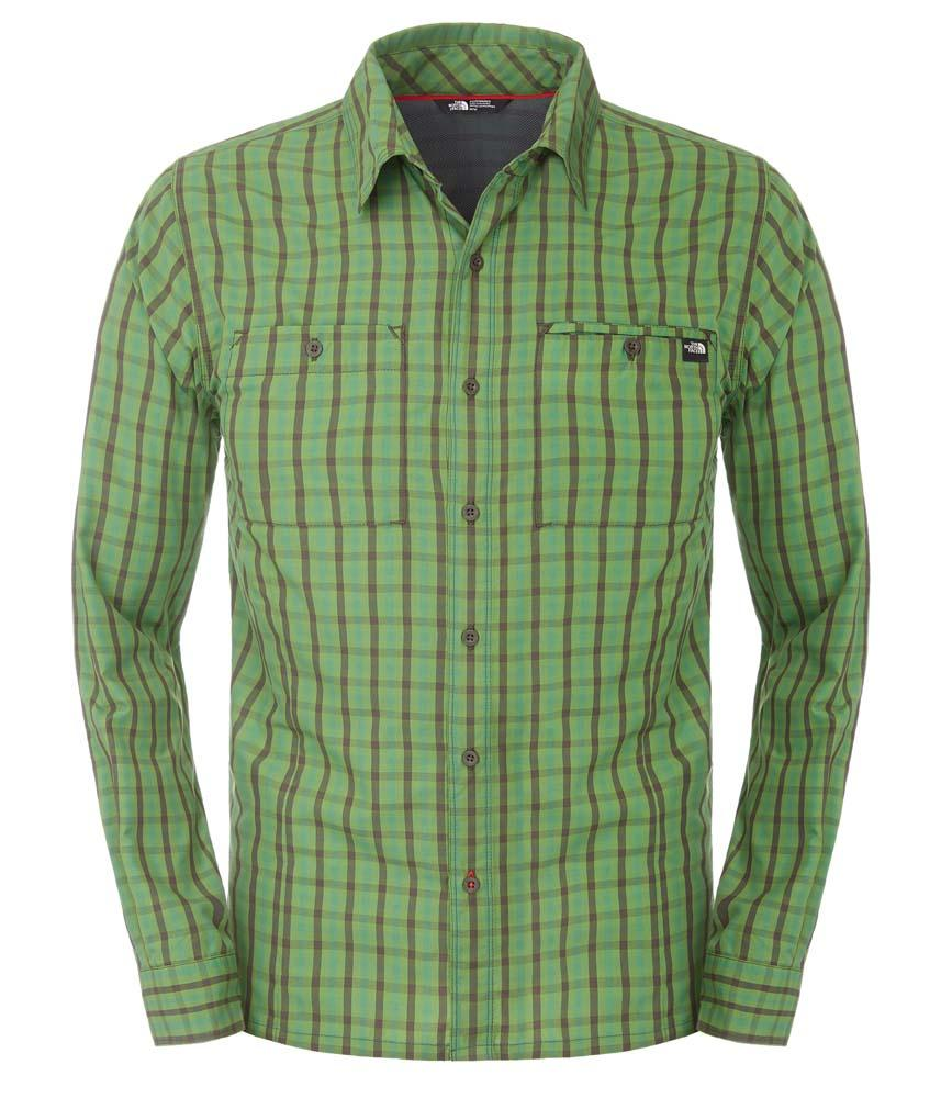 THE NORTH FACE L/S Gilgit Shirt