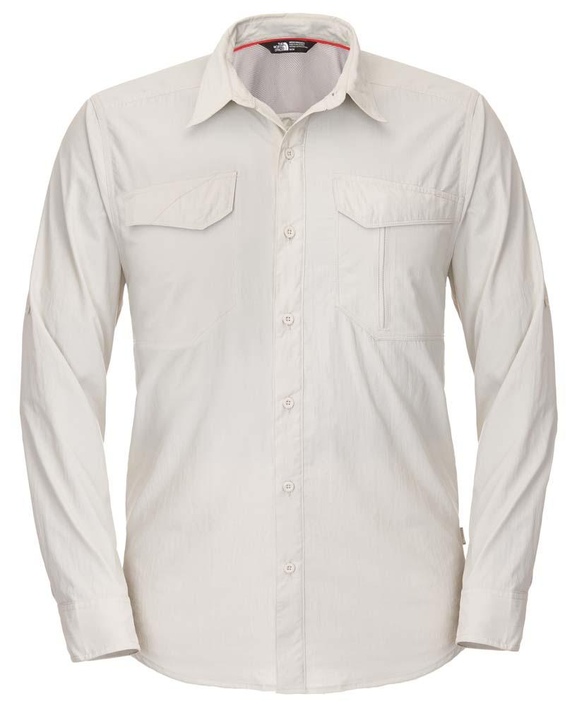 The north face L S New Sequoia Shirt c44387888b92