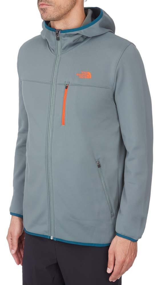 The North Face Lixus Full Zip Hooded Top CP1157
