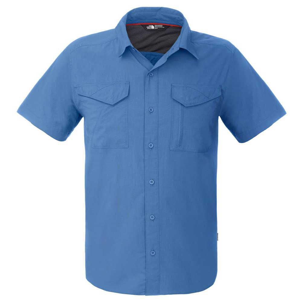THE NORTH FACE S/S New Sequoia Shirt